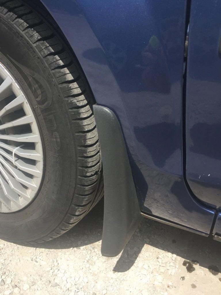замена крыла форд фокус 2