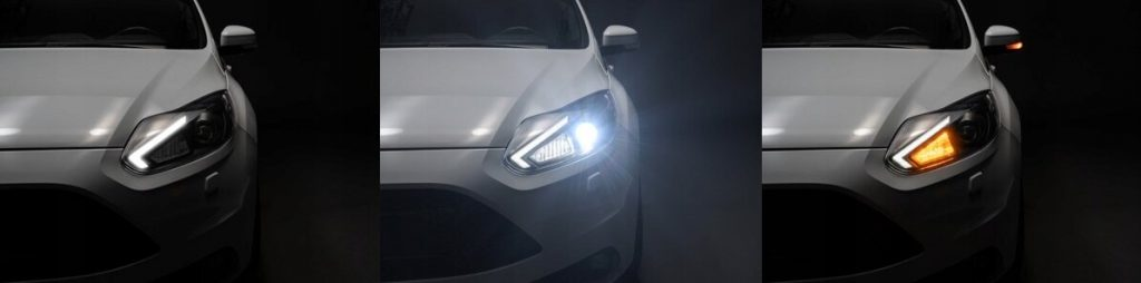 led ford focus