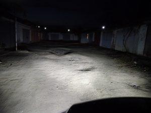 LED Ford Focus 2