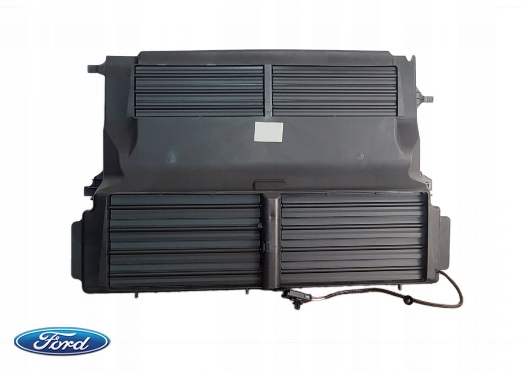 жалюзи радиатора форд фокус 3